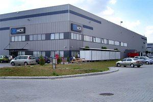 کارخانه بوداپست NCR